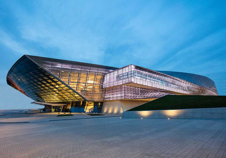 CONVENTION CENTER BAKU